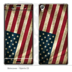 Skincover® Xperia Z3 - Old Glory