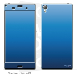 Skincover® Xperia Z3 - Skin Blue