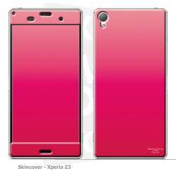 Skincover® Xperia Z3 - Skin Pink