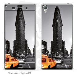 Skincover® Xperia Z3 - Taxi NYC By Paslier