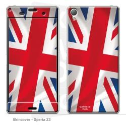 Skincover® Xperia Z3 - Union Jack