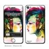 Skincover® iPhone 4/4S - Cyber Punk By P.Murciano