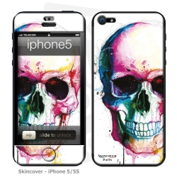 Skincover® iPhone 5/5S - Angel Skull By P.Murciano