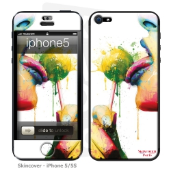 Skincover® iPhone 5/5S - Chupa By P.Murciano