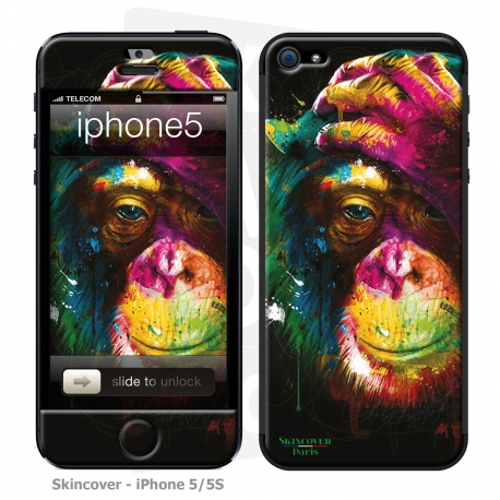 Skincover® iPhone 5/5S - Darwin By P.Murciano