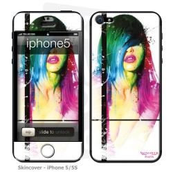 Skincover® iPhone 5/5S - Fashion Laura By P.Murciano