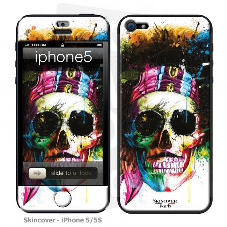 Skincover® iPhone 5/5S - Hendrix By P.Murciano