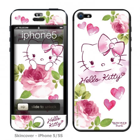 Skincover® iPhone 5/5S - Love You By Hello Kitty