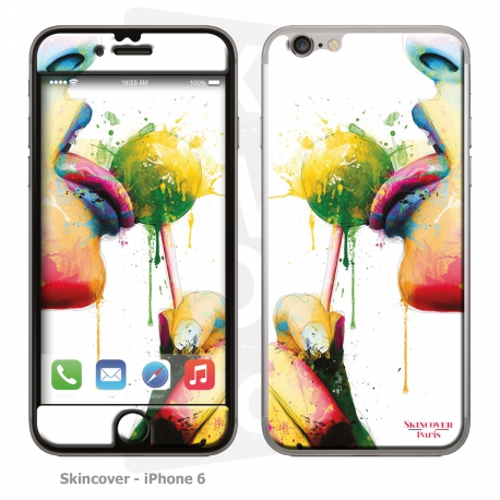 Skincover® iPhone 6/6S - Chupa By P.Murciano