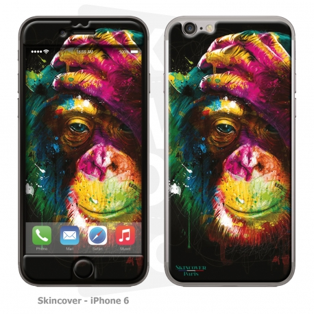 Skincover® iPhone 6/6S - Darwin By P.Murciano