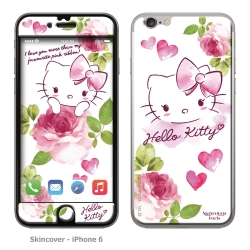 Skincover® iPhone 6/6S - Love You By Hello Kitty