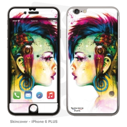 Skincover® iPhone 6/6S PLUS - Cyber Punk By P.Murciano