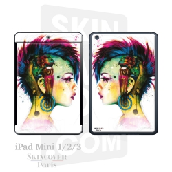 Skincover® iPad Mini - Cyber Punk By P.Murciano