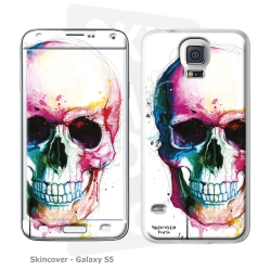 Skincover® Galaxy S5 - Angel Skull By P.Murciano