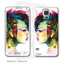 Skincover® Galaxy S5 - Cyber Punk By P.Murciano