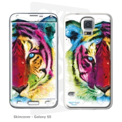 Skincover® Galaxy S5 - Tiger By P.Murciano