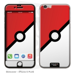 Skincover® iPhone 6/6S Plus - Catch Him by Wallaceblood