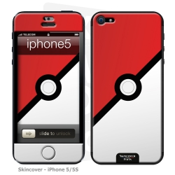 Skincover® iPhone 5 / 5S / 5SE - Catch Him by Wallaceblood
