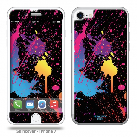 Skincover® iPhone 7 - Abstrart 2
