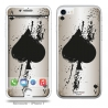 Skincover® iPhone 7 - Ace Of Spade