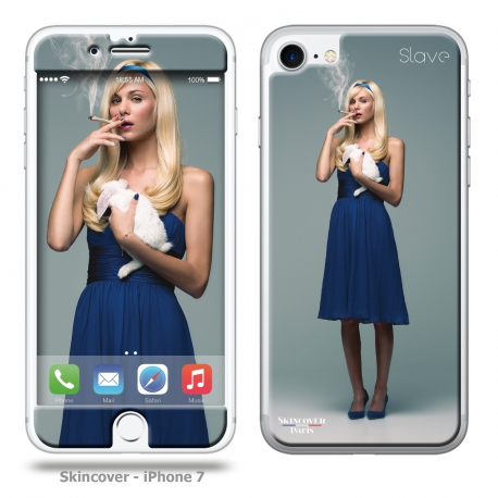 Skincover® iPhone 7 - Alice By Slave
