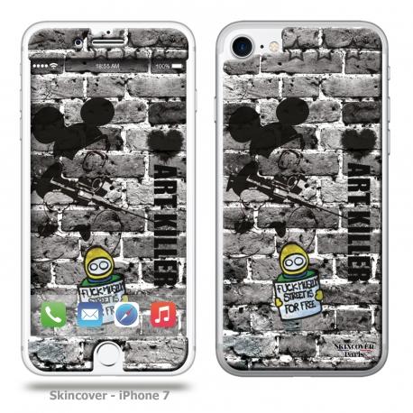 Skincover® iPhone 7 - Art Killer