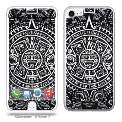 Skincover® iPhone 7 et 8 - Azteca By Wallaceblood