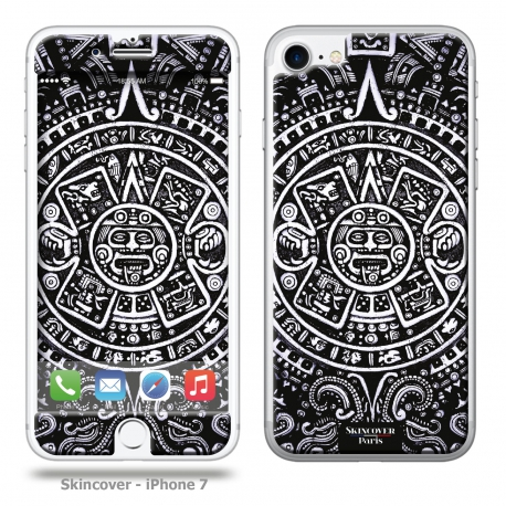 Skincover® iPhone 7 - Azteca By Wallaceblood