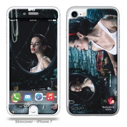 Skincover® iPhone 7 - Blanche By Slave