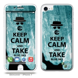Skincover® iPhone 7 - Blue Sky