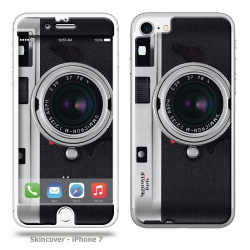 Skincover® iPhone 7 - Camera