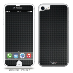 Skincover® iPhone 7 - Carbon