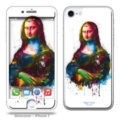 Skincover® iPhone 7 - Da Vinci Pop By P.Murciano