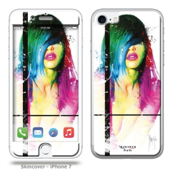 Skincover® iPhone 7 et 8 - Fashion Laura By P.Murciano