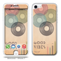 Skincover® iPhone 7 et 8 - Good Vibe
