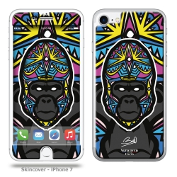 Skincover® iPhone 7 et 8 - Gorille By Baro Sarre