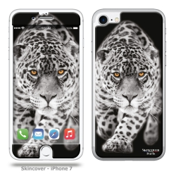Skincover® iPhone 7 et 8 - Jaguar