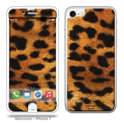 Skincover® iPhone 7 et 8 - Leopard