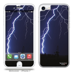 Skincover® iPhone 7 et 8 - Lightning