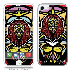 Skincover® iPhone 7 et 8 - Lion By Baro Sarre