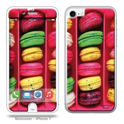 Skincover® iPhone 7 et 8 - Macarons