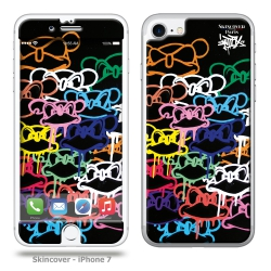 Skincover® iPhone 7 et 8 - Mad Invasion By Intox