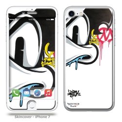 Skincover® iPhone 7 et 8 - Mad Vendetta By Intox