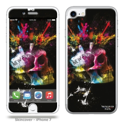 Skincover® iPhone 7 et 8 - New Future By P.Murciano