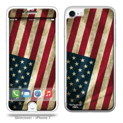 Skincover® iPhone 7 et 8 - Old Glory