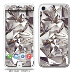 Skincover® iPhone 7 et 8 - Polygon