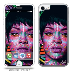 Skincover® iPhone 7 et 8 - RiRi By Baro Sarre