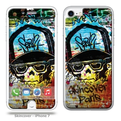 Skincover® iPhone 7 - Street Colors By Wallaceblood