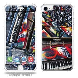 Skincover® iPhone 7 - Street Symphonie By Intox