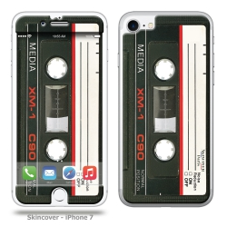 Skincover® iPhone 7 - Tape 80
